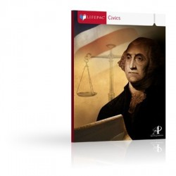 LIFEPAC Civics Set - Product Image