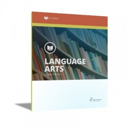 LIFEPAC English I Unit 1 Worktext - Product Image