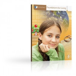 LIFEPAC Foundations for Living Set - Product Image