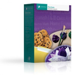 LIFEPAC High School Health Set - Product Image