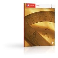 LIFEPAC® Kindergarten Math and Language Arts 4 Workbooks - Product Image