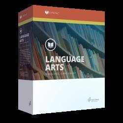 Lifepac 12th Grade Language Arts - English 4 - Product Image