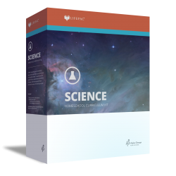 Lifepac 12th Grade Science -- Physics - Product Image