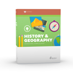Lifepac 1st grade History - Product Image