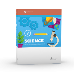 Lifepac 1st grade Science - Product Image