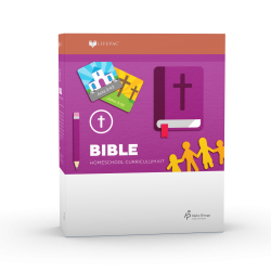 Lifepac 2nd grade Bible - Product Image