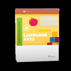 Lifepac 2nd grade Language Arts - Product Image