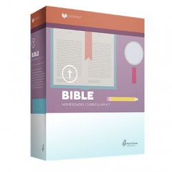 Lifepac 3rd grade Bible - Product Image