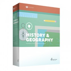 Lifepac 4th grade History - Product Image