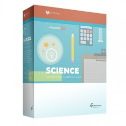 Lifepac 4th grade Science - Product Image