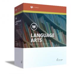 Lifepac 7th Grade Language Arts - Product Image