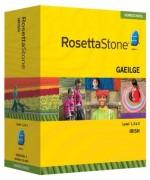 Rosetta Stone Irish Level 1, 2 & 3 Set - Product Image