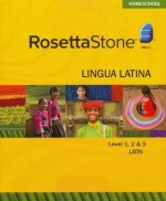 Rosetta Stone Latin Level 1, 2 & 3 Set - Product Image
