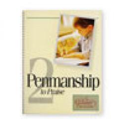 Weaver Grade 2 Penmanship to Praise - Product Image