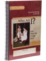 Who Am I? Notebooking Journal - Product Image