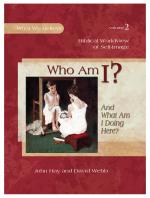 Who Am I? Textbook - Product Image